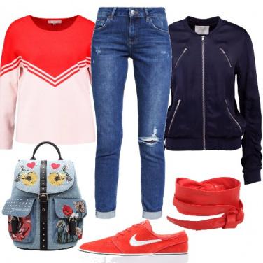 Outfit Coloriamo la giornata