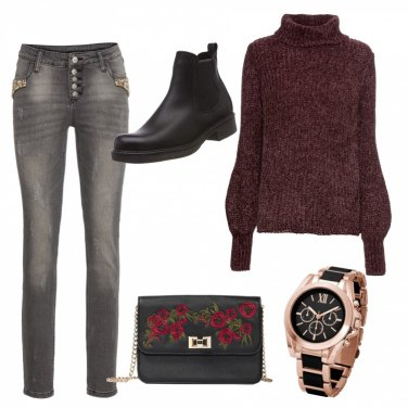 Outfit Basic #998