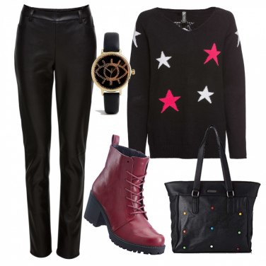 Outfit Ecopelle soft