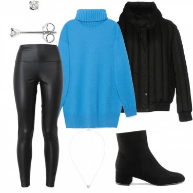 Outfit Calda e cosy