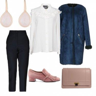 Outfit Classicamente elegante