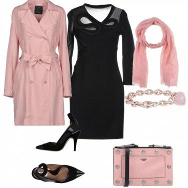 Outfit Romantica e grintosa