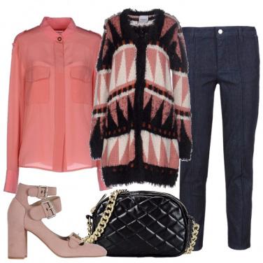 Outfit Un po\' d rosa