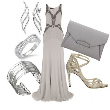 Outfit Elegant party