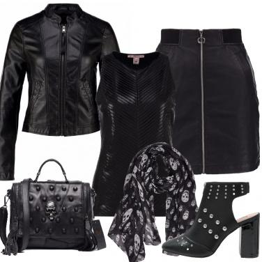 Outfit A ritmo di rock