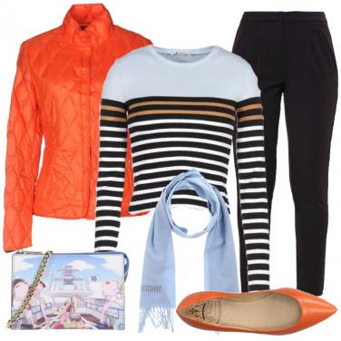 Outfit Voglia di colori
