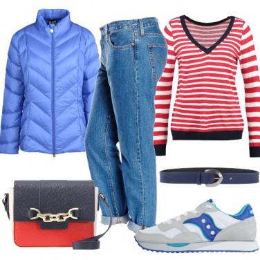 Outfit Jeans comodi