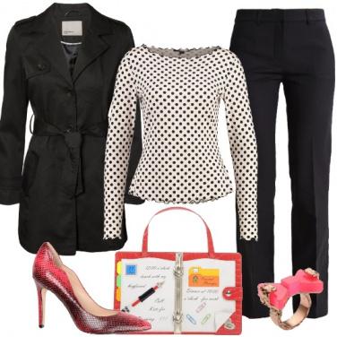 Outfit Riunione in grande stile