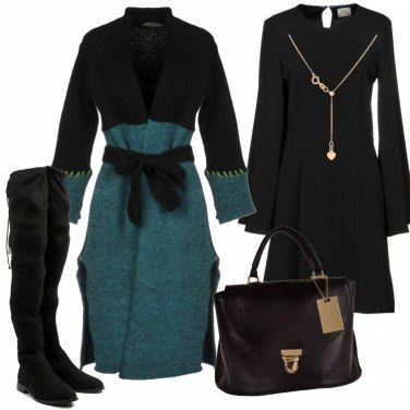 Outfit Il cappotto protagonista
