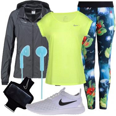 Outfit Camminata a colori