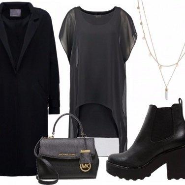 Outfit Black soul