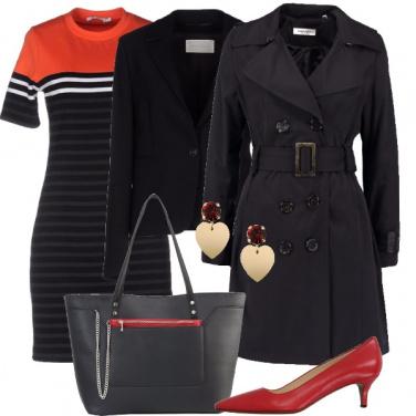 Outfit Ripensando a Parigi