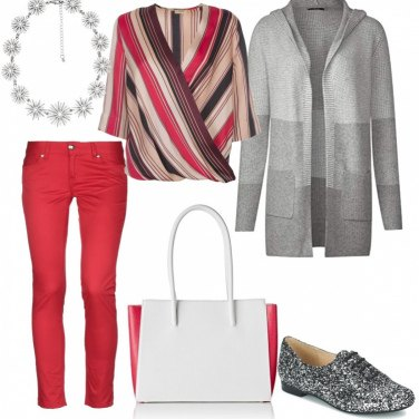 Outfit Urbano, quotidiano