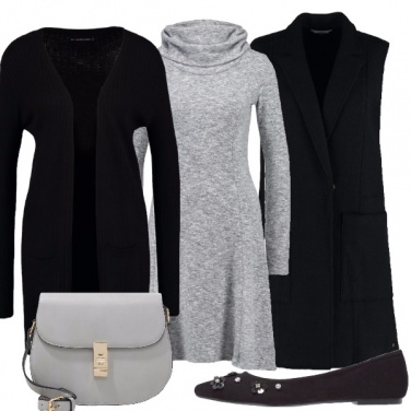 Outfit Cappotto scomposto