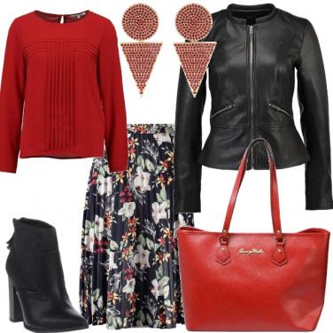 Outfit Stupiamo con eleganza