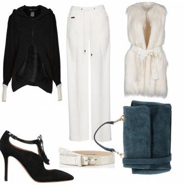 Outfit La borsa azzardata