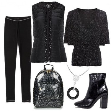 Outfit Luccicante