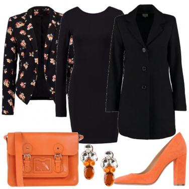 Outfit In ufficio in allegria