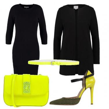 Outfit Giallo limone