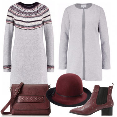 Outfit Cappellino