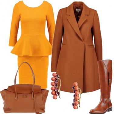 Outfit Affronto la giornata con solarità