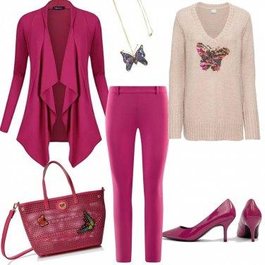 Outfit Domenica: libera come una farfallina!
