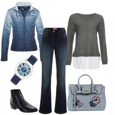 Outfit Qualcosa di blu