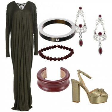 Outfit Etnico #193