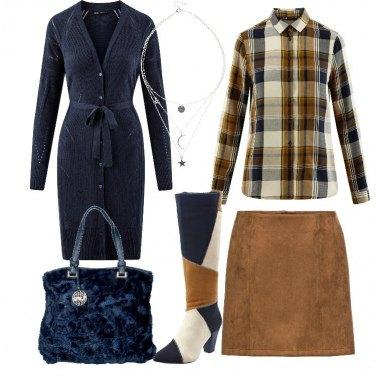 Outfit Abbinamento perfetto 65197d14536