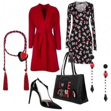 Outfit 9 to 5, poi aperitivo