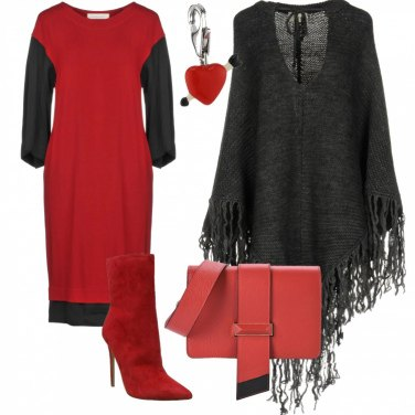 Outfit Confy per San Valentino