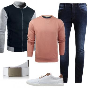 Outfit Vado con le sneakers