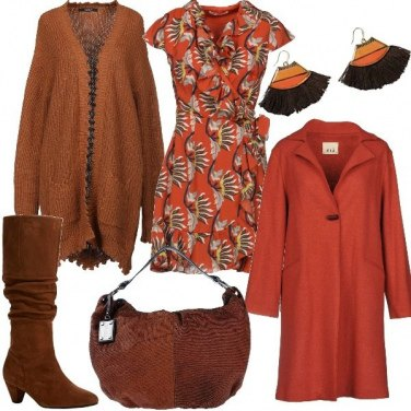 Outfit SUNSET: mood western in città