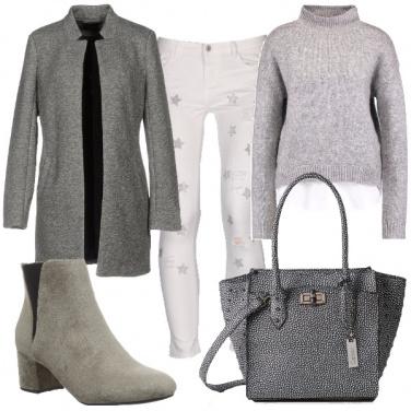 Outfit Tanta voglia di bianco