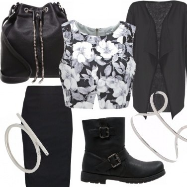 Outfit Rosa selvatica