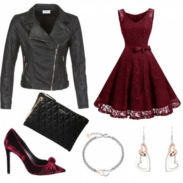Outfit Rock #321