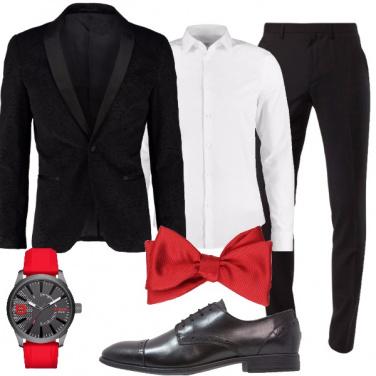 Outfit Eleganza e colore