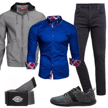 Outfit Splendida camicia