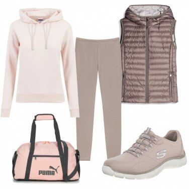 Outfit Palestra trendy