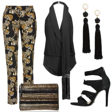 Outfit Hippie chic