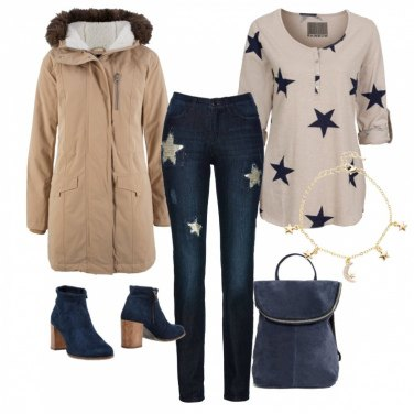 Outfit Casual stellare
