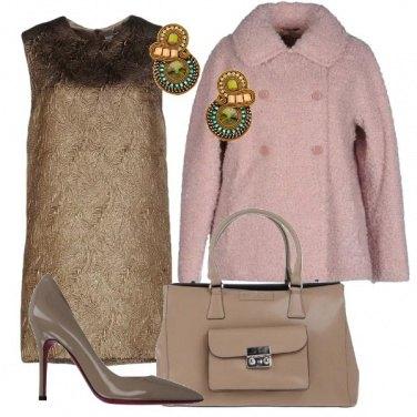 Outfit Elegante e sofisticata