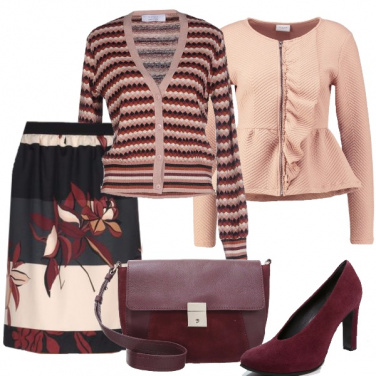 Outfit Mix e match sempre con stile