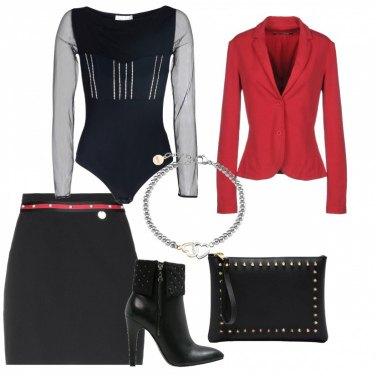 Outfit Amore e feeling