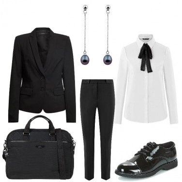 Outfit Con il fiocco