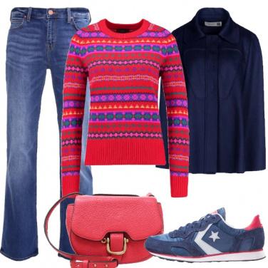 Outfit Comoda e colorata in tutte le taglie
