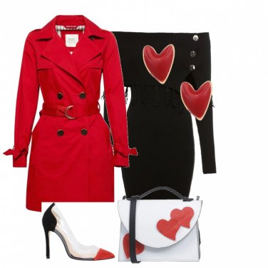 Outfit San Valentino!