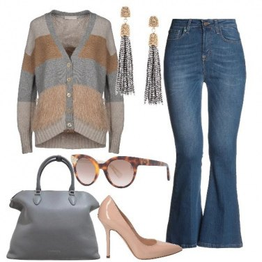Outfit Soft & Nude