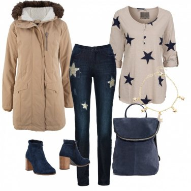 Outfit Un look stellare