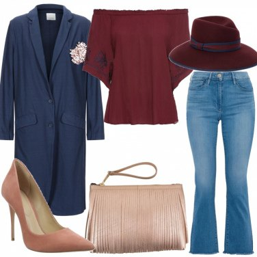 Outfit Etnico #239